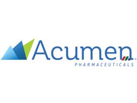 早期阿尔茨海默氏症生物技术:Acumen Pharmaceuticals(ABOS)