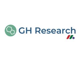 开发基于 DMT 的抑郁症疗法的生物技术公司:GH Research(GHRS)