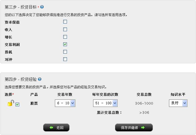 Interactive Brokers盈透证券开户教程