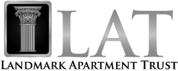 Landmark Apartment Trust LAT Logo
