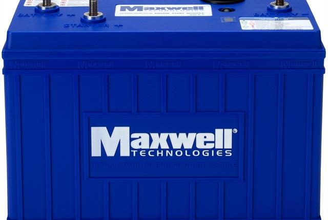 电容器龙头:麦斯威尔科技Maxwell Technologies(MXWL)