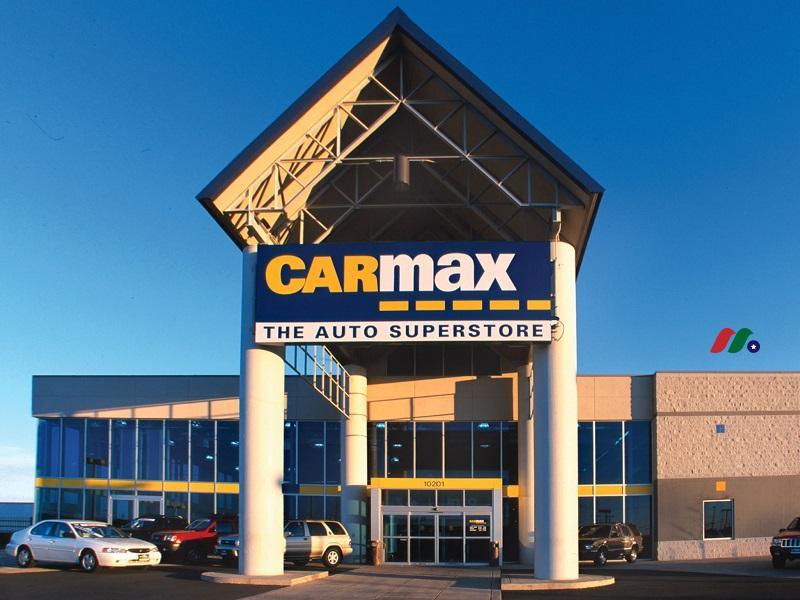 美国最大二手车销售商:车美仕公司CarMax(KMX)