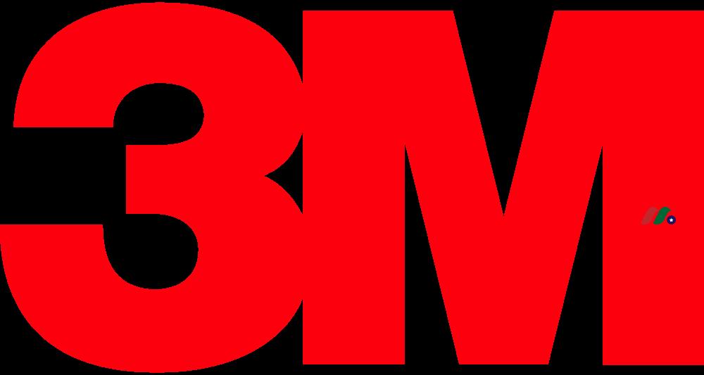 3M Company MMM Logo