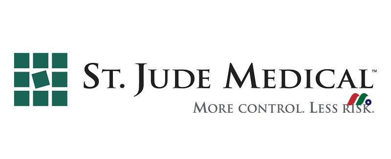 医疗设备生产商:圣犹达医疗公司St. Jude Medical(STJ)——退市