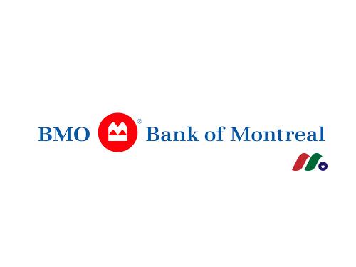 加拿大5大银行之一:加拿大蒙特利尔银行 Bank of Montreal(BMO)