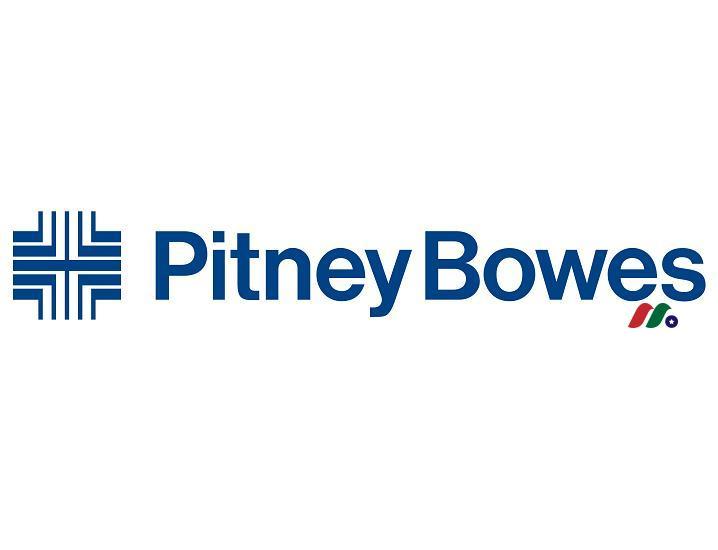 Pitney Bowes PBI Logo