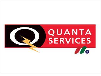 管线配置承包公司:广达服务公司Quanta Services(PWR)