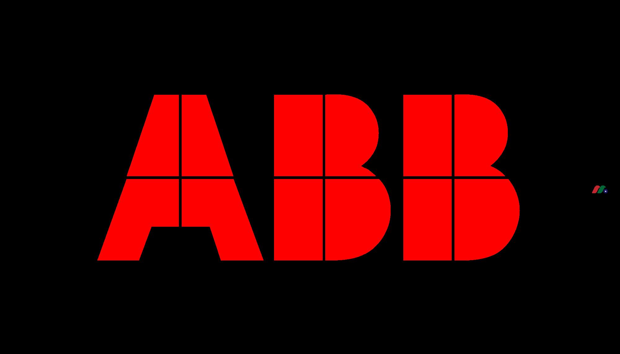 电力&自动化解决方案:瑞士艾波比 ABB Ltd.(ABB)
