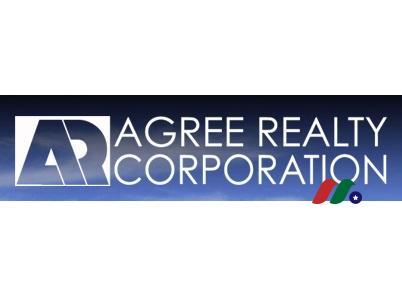 REIT公司:艾格里不动产Agree Realty Corporation(ADC)
