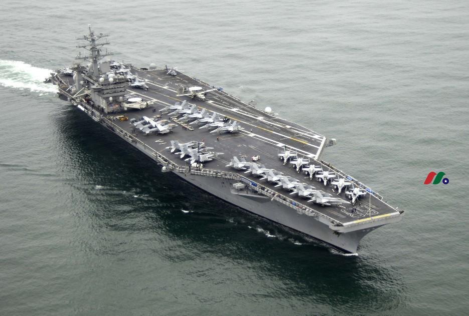 美国军事:尼米兹级核动力航空母舰