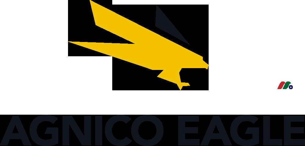 加拿大黄金矿业公司:伊格尔矿业Agnico Eagle Mines(AEM)