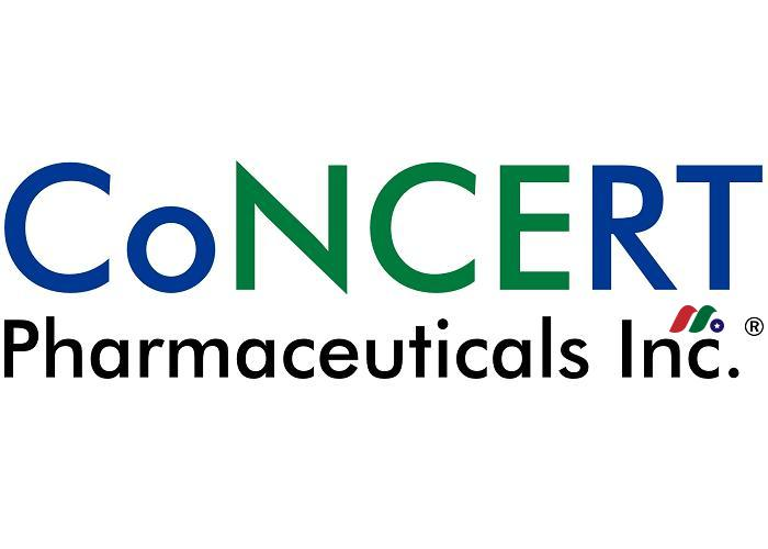 Concert Pharmaceuticals CNCE Logo