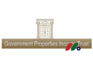 Government Properties Income Trust Logo