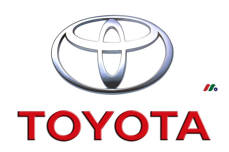 Toyota Motor Corporation TM Logo