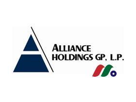 煤炭公司:阿莱恩斯控股Alliance Holdings(AHGP)