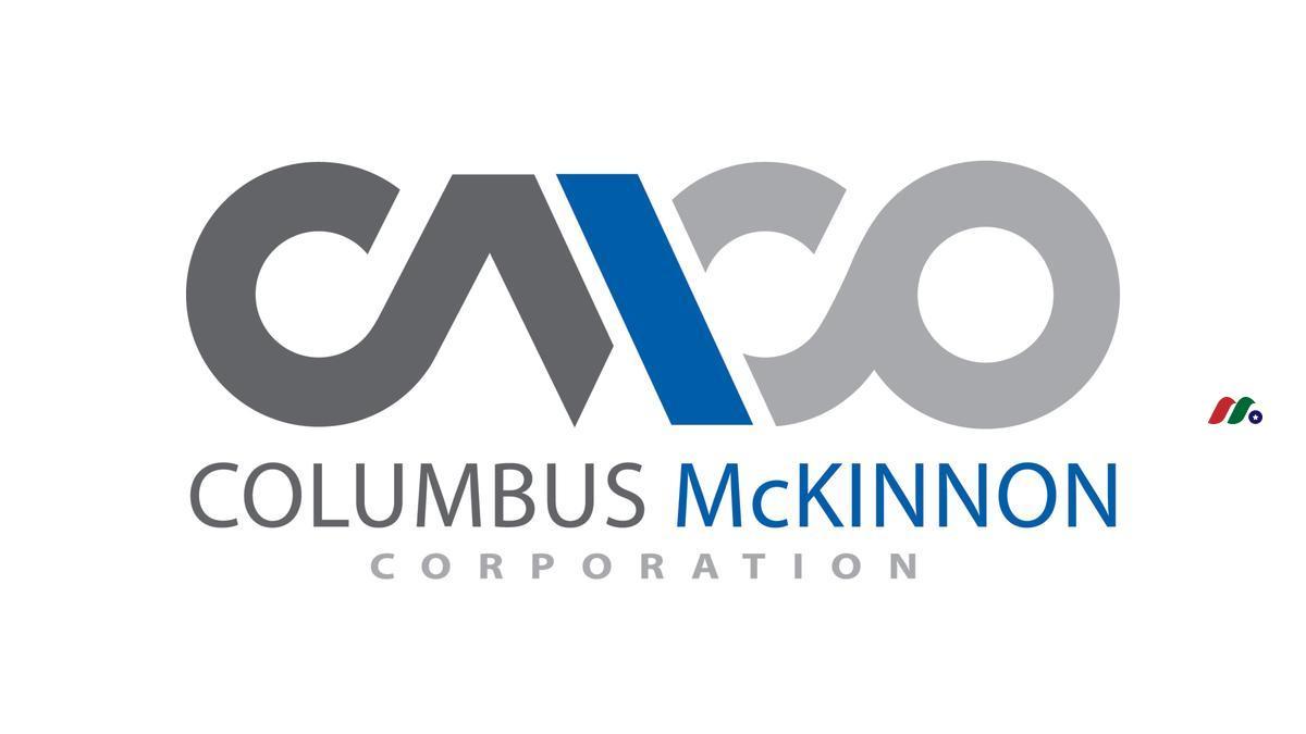 传动机起重机械制造商:哥伦布-麦金农Columbus McKinnon(CMCO)