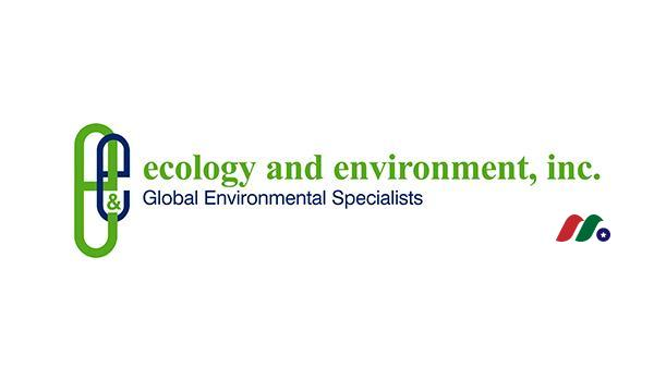 Ecology and Environment Inc Logo