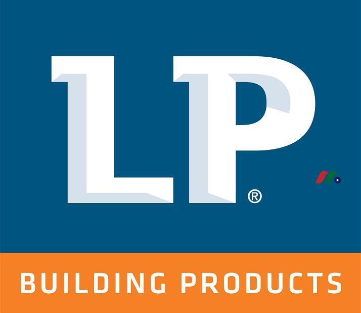 建材公司:路易斯安那太平洋公司Louisiana-Pacific(LPX)