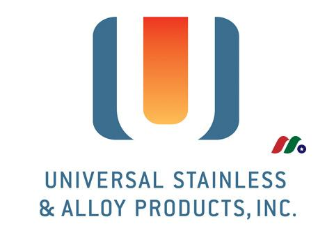 Universal Stainless & Alloy Products Inc Logo