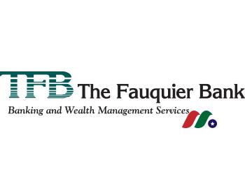 银行股:福基尔银行股份Fauquier Bankshares(FBSS)