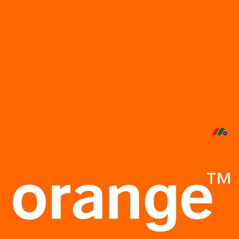 法国最大电信运营商:橘子电信Orange(ORAN)