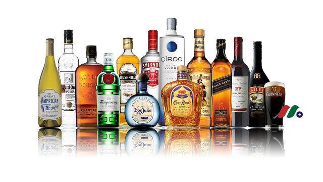 全球最大酒类生产商:英国帝亚吉欧Diageo plc(DEO)