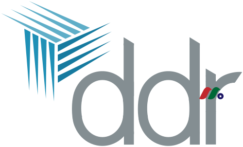 DDR Corp Logo