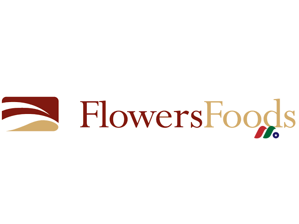 烘焙产品:花苑食品公司Flowers Foods(FLO)