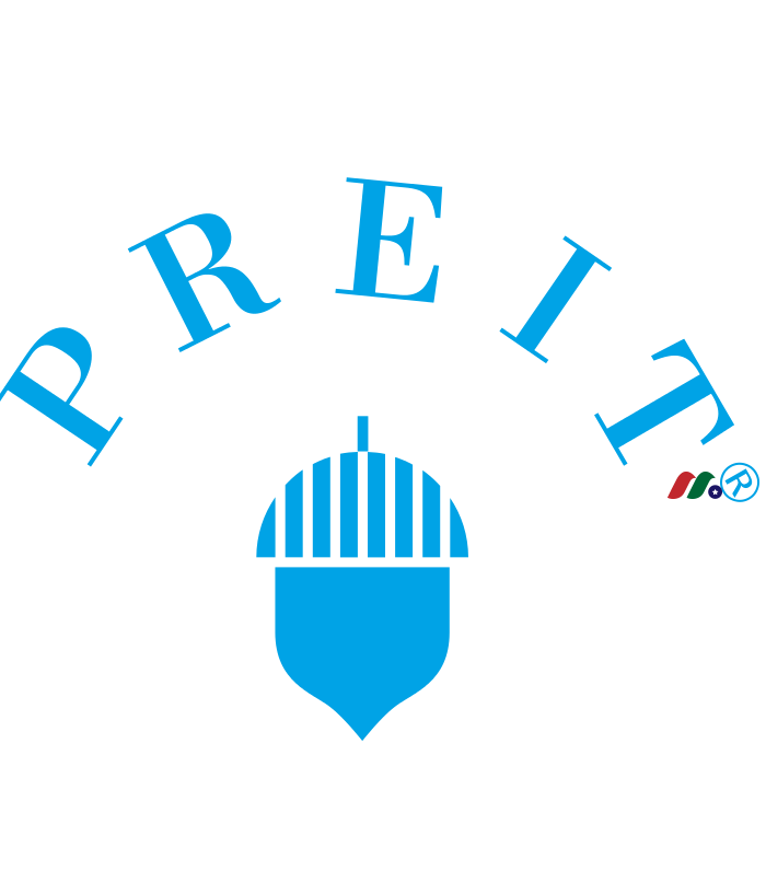 Pennsylvania Real Estate Investment Trust PREIT Logo
