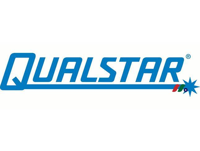 Qualstar Corporation Logo