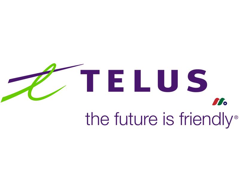 加拿大第二大电信公司:泰勒斯(研科公司)TELUS Corporation(TU)