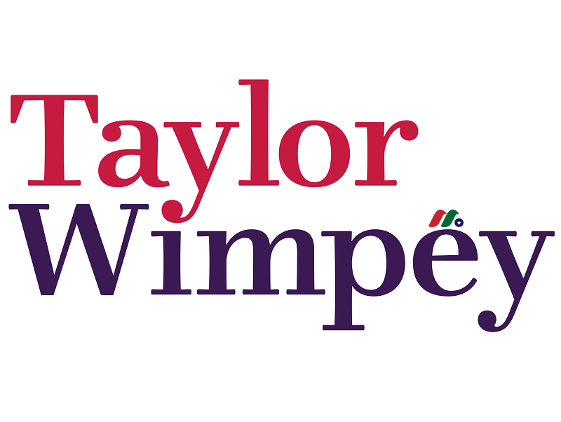 英国最大住宅物业开发公司之一:Taylor Wimpey(TWODF)