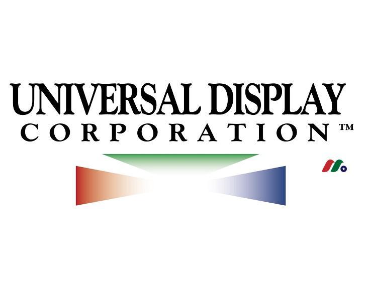 OLED平面显示器技术公司:环宇显示技术Universal Display(OLED)