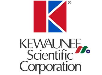 实验室医疗设备制造商:基瓦尼科技Kewaunee Scientific(KEQU)