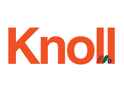 办公家具设计制造商:海丘公司Knoll, Inc.(KNL)