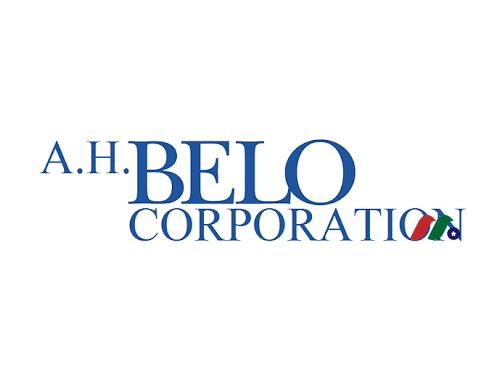 美国地方性报业公司:AH贝罗A.H. Belo Corporation(AHC)