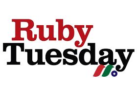休闲餐厅:露比星期二Ruby Tuesday(RT)