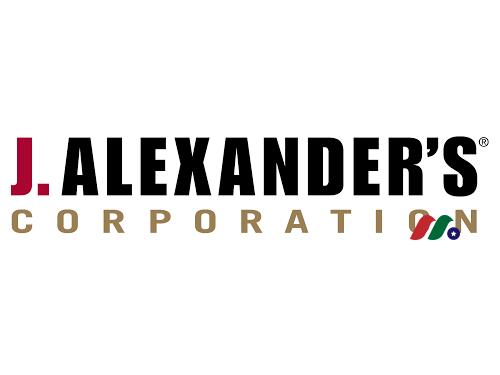 休闲餐厅公司:J亚历山大J. Alexander's Holdings(JAX)