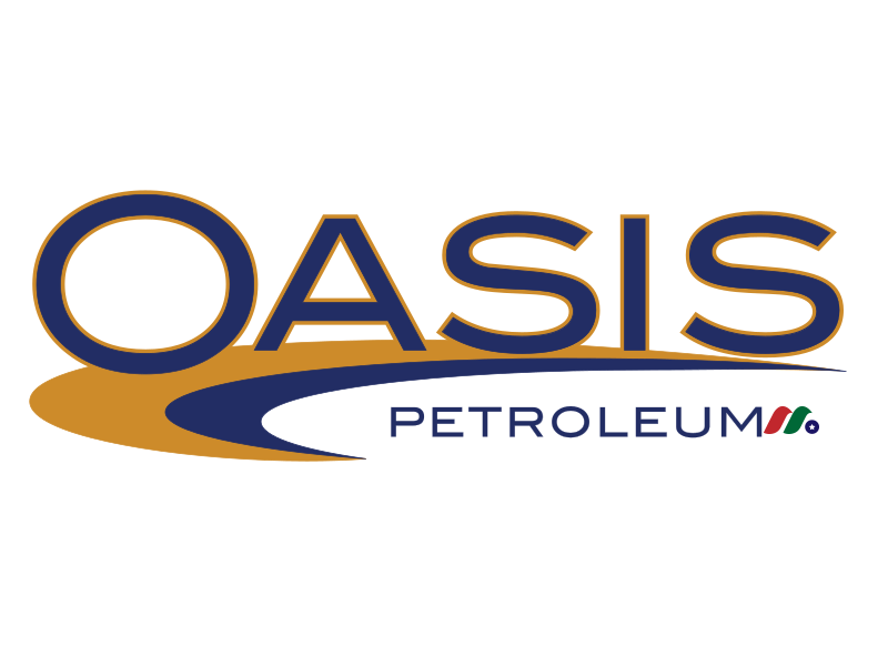 石油和天然气公司:绿洲石油Oasis Petroleum(OAS)