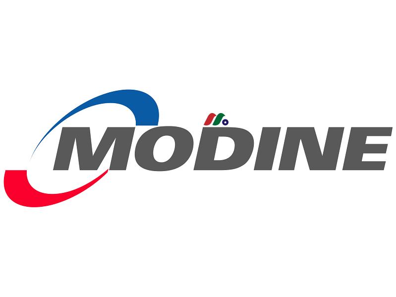 热管理公司:摩丁制造Modine Manufacturing Company(MOD)