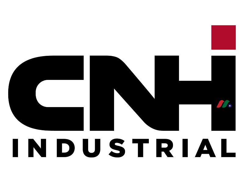 重型机械及船用发动机制造商:凯斯纽荷兰工业公司CNH Industrial(CNHI)