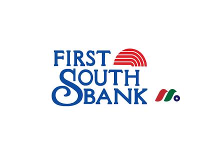 银行控股公司:第一南方万通金控First South Bancorp(FSBK)