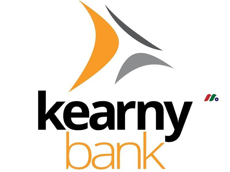 银行控股公司:卡尼金融储蓄Kearny Financial(KRNY)