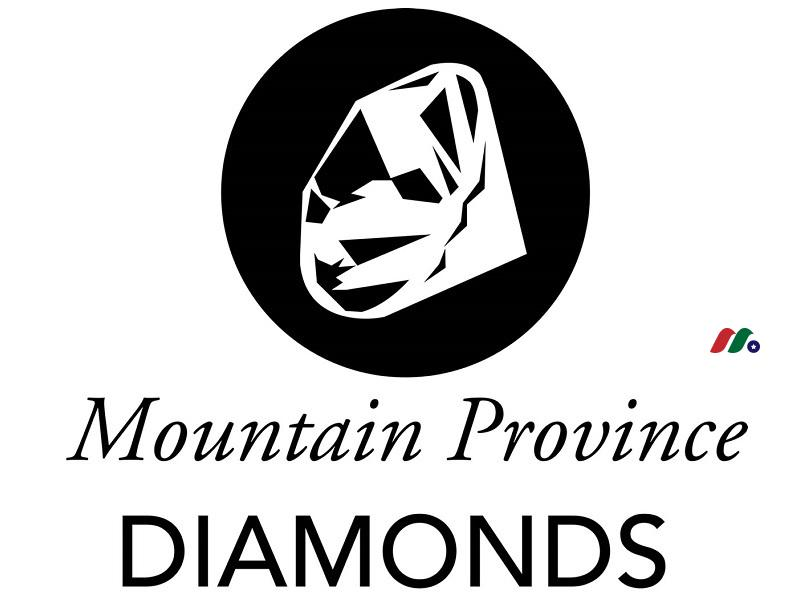 加拿大钻石矿业公司:Mountain Province Diamonds(MPVD)
