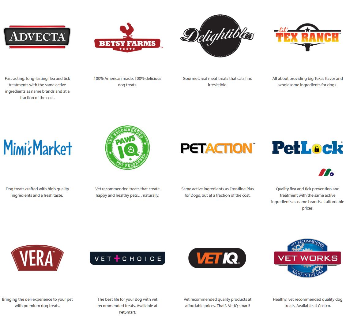 宠物药及宠物健康和保健产品制造商:PetIQ Inc.(PETQ)