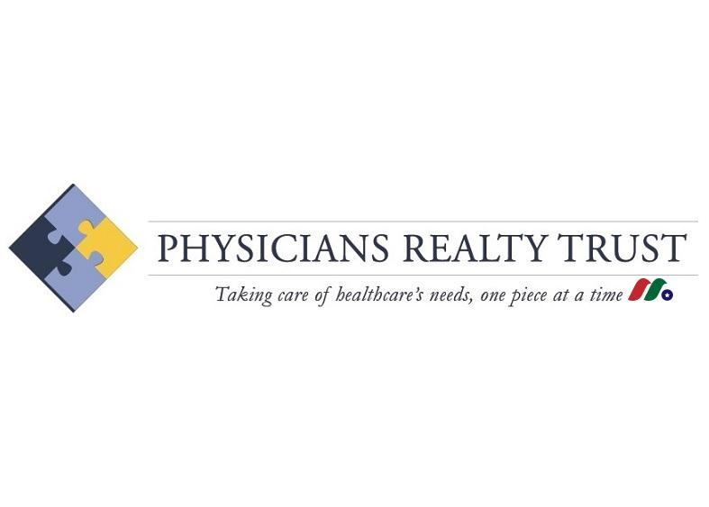 REIT公司(健康照护物业):Physicians Realty Trust(DOC)