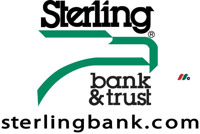 银行控股公司:斯特林银行Sterling Bancorp, Inc.(SBT)