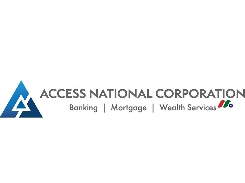 银行控股公司:Access银行Access National Corporation(ANCX)