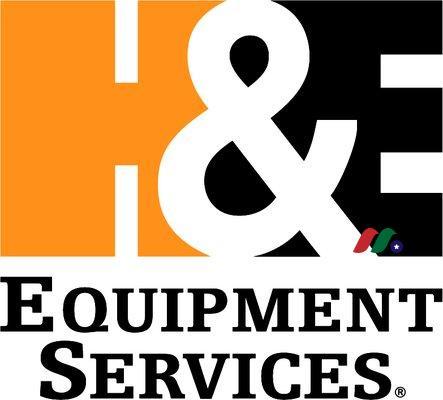 高空平台设备起重机与大型掘土设备生产商:H&E Equipment Services(HEES)