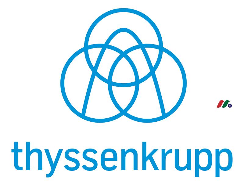 德国重工业公司&军舰制造商:蒂森克虏伯thyssenkrupp AG(TKAMY)